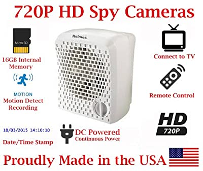 SecureGuard Air Purifier Spy Camera from AES Spy Cameras