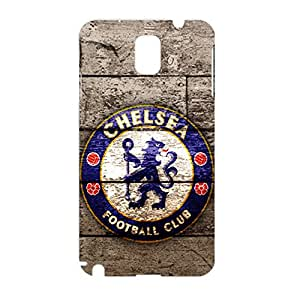 Customized Chelsea Football Club Logo Series MK745F01 3D Hard Plastic Case Cover For Samsung Galaxy Note 3