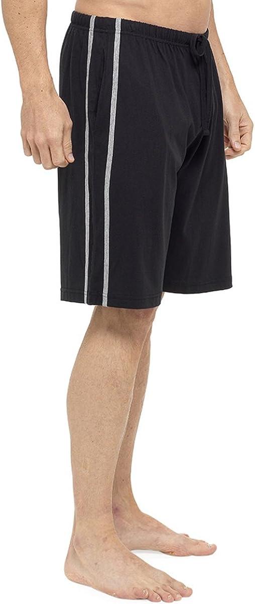 Tom Franks Pack Doble Algod/ón De Jersey Pantalones De Estar Por Casa