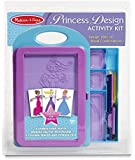 Melissa & Doug Princess Design Activity Kit