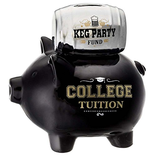PRINZ College Tuition - Keg Party Piggy Bank (Party College Beer)