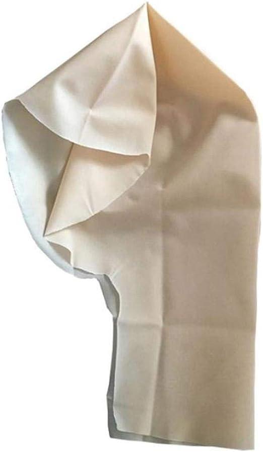 Star Eleven - Máscara de Malla elástica Unisex de látex para Peluca Natural: Amazon.es: Productos para mascotas
