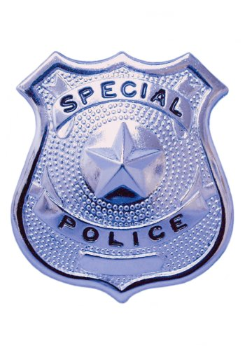 Authentic Cop Badge Standard