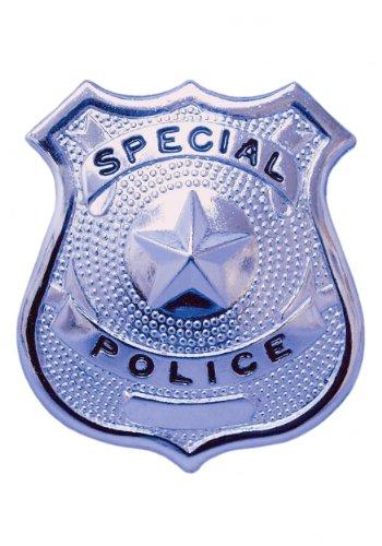 Authentic Cop Badge Standard]()