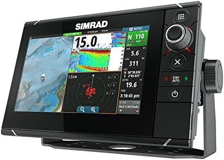 Simrad navegador GPS NSS7 EVO 2 Combo, 000-11185-001: Amazon.es: Deportes y aire libre