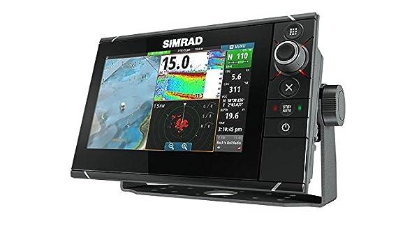 Simrad navegador GPS NSS7 EVO 2 Combo, 000-11185-001: Amazon.es ...
