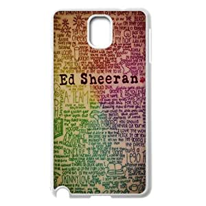 James-Bagg Phone case Singer Ed Sheeran Protective Case For Samsung Galaxy NOTE3 Case Cover Style-14