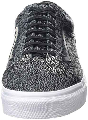 skater Unisex Black da Old Embossed Skool Nero Adulto Stingray Basse Scarpe Vans nY7IgZYfx