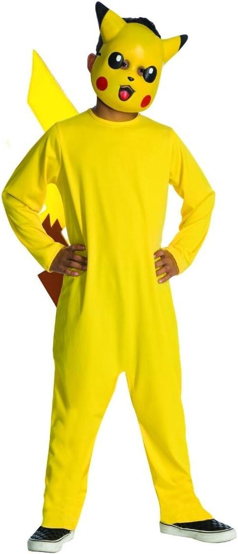 Disfraz clásico Pokemon Pikachu niño 3 a 4 años: Amazon.es ...