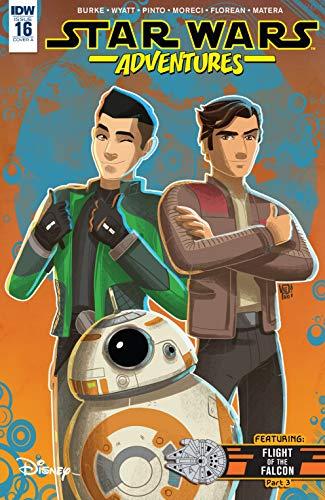(Star Wars Adventures #16)