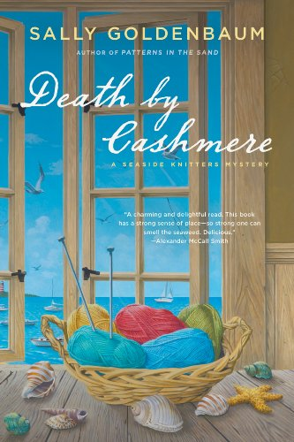 Death by Cashmere: A Seaside Knitters Mystery (New Knitting Mysteries)