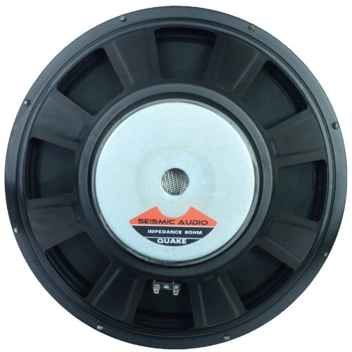 Seismic Audio - 15'' Raw Speaker Woofer Replacement PRO AUDIO  PA/DJ by Seismic Audio (Image #2)