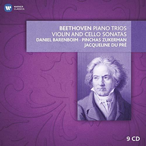 Beethoven: Piano Trios / Violin Sonatas / Cello Sonatas