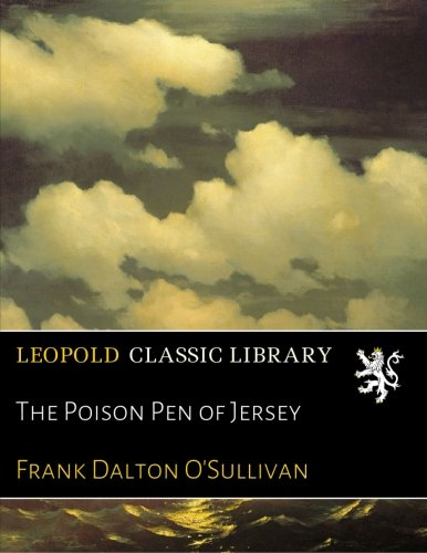 The Poison Pen of Jersey PDF