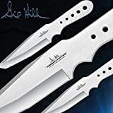 United Cutlery GH5003 Gil Hibben Tanto Thrower Triple Knife Set, Large