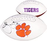 Sammy Watkins Clemson Tigers Autographed White Panel Football - Fanatics Authentic Certified - Autographed College Footballs