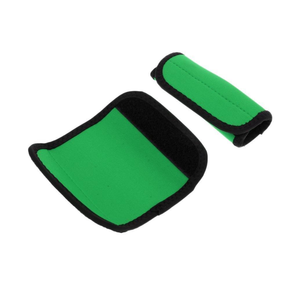 FidgetFidget Paddle Grips 2x Non-Slip w/Fastening Tape + Paddle Fishing Pole Leash by FidgetFidget (Image #2)