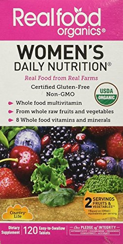 Country Life Women's Daily Nutrition, ()