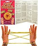 Cats Cradle Retro Toy Game Classic Fumble Finger String Game Party Bag Filler
