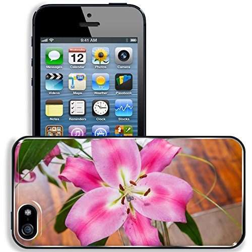 Liili Apple iPhone 5 iPhone 5S Aluminum Backplate Bumper Snap iphone5/5s Case Image ID 22271275 Lilium members of which are true lilies is a genus herbaceous flowering plants growing from bulbs (Growing Lily Bulbs)