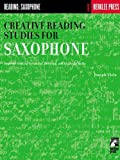 Creative Reading Studies for Saxophone, Joseph Viola, 0634013343