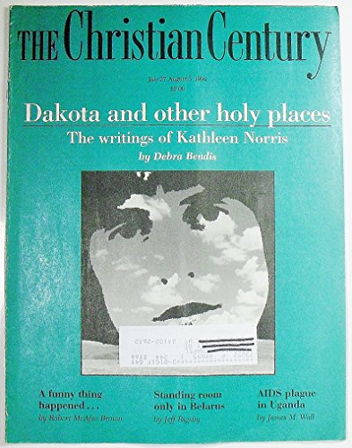 The Christian Century, Volume 111 Number 22, July 27-August 3, 1994