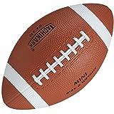Tachikara SF2R Mini Rubber Football, Brown