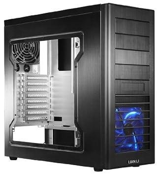 Lian Li PC-60FNW carcasa de ordenador - Caja de ordenador (Aluminio, Superior