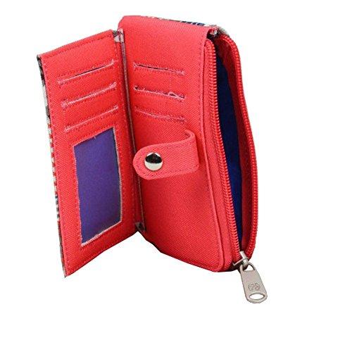 Porte monnaie multicouleur Corail Pepe Jeans 1978301 - .Multi-couleur