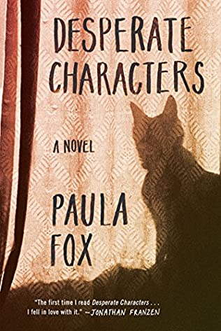 book cover of Desperate Characters