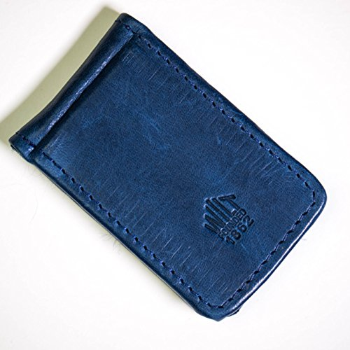 Wilt 1862 1862 Ocean Wilt Money Leather Blue Clip Lakeview Ocean f7wd7qa