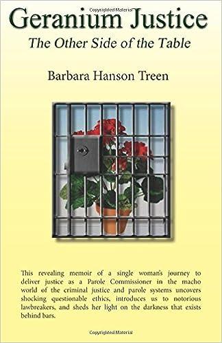 Kostenlose Downloads für Computer und Bücher Geranium Justice: The Other Side of the Table PDF FB2