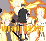 NARUTO FINAL BEST [w/ DVD, Limited Pressing]