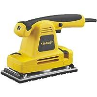 Stanley SSS310-B2, Lixadeira 1/2 Folha 310W, Amarelo/Preto