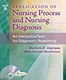 Application of Nursing Process and Nursing Diagnosis, Marilynn E. Doenges and Mary Frances Moorhouse, 0803629125