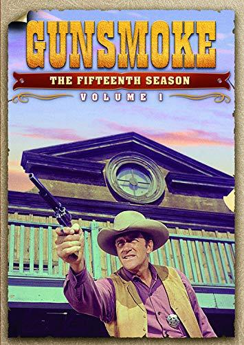 Gunsmoke: The Fifteenth Season, Volume One ()