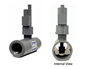 """Aqualarm 1"""" FPT Liquid Flow Detector, Paddle Type, Model 40365, 1"""" CPVC, Threaded, Normally Open, 1.5 GPM LOW FLOW"""