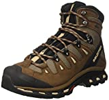 Salomon Men's Quest 4D 2 GTX Lightweight & Durable Leather / Canvas...