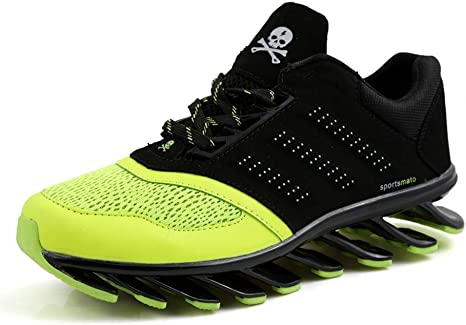 OPQZ Running Shoes Running Shoes Mens Shoes Shock Running Shoes Sports Shoes Spring Breathable Casual Shoes,A,39: Amazon.es: Deportes y aire libre