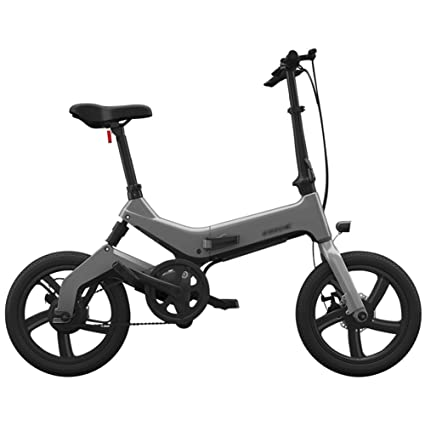 Amazon com : Electric Bikes Folding Adults City Bicycle Road Cycling