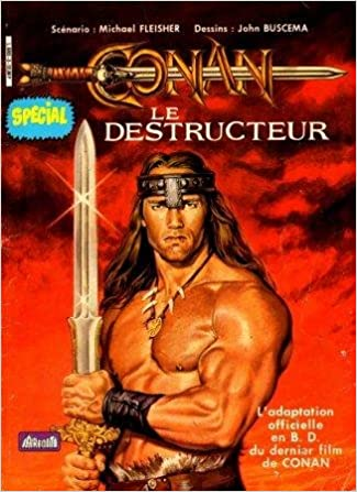 film conan le destructeur