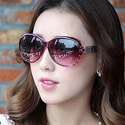 1ead34bbfa Image Unavailable. Image not available for. Color  Women Shades Oversized  Eyewear Classic Designer Sunglasses
