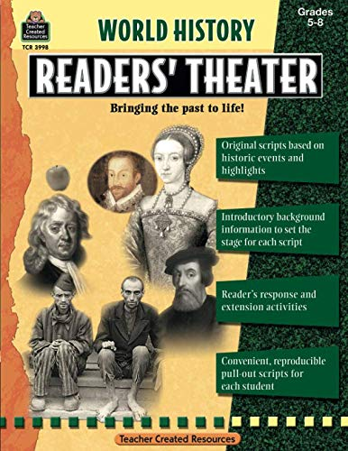 (World History Readers' Theater, Grades 5-8)