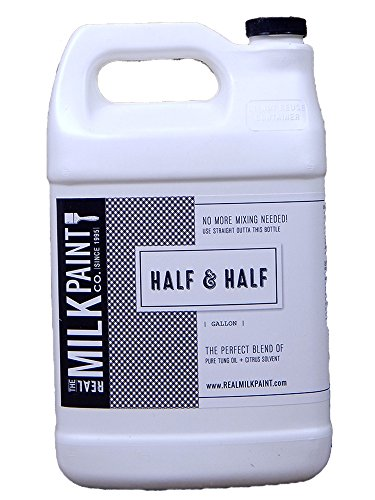 half-half-gallon