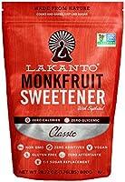 Lakanto Monkfruit 1:1 Sugar Substitute   NON GMO