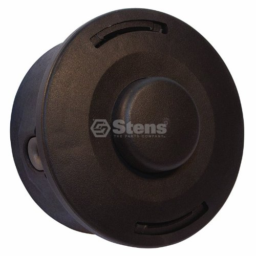 """Stens 385-861 Metal Bump Feed Trimmer Head, Replaces Stihl: 25-2, 4002 710 2191, Includes 10 mm x 1 Lhf Bolt Size, Split Spool, Uses 0.08"""", 0.095"""", or 0.105"""" Trimmer Line -  STENS POWER EQUIPMENT PARTS, INC."""