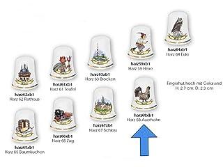 magicaldeco - Malla de Resina para Dedos, diseño de Porcelana alemán