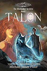 Talon by Michael James Ploof ebook deal