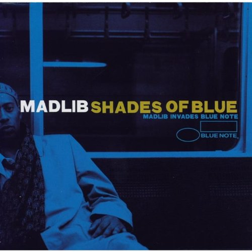 Price comparison product image Shades Of Blue: Madlib Invades Blue Note
