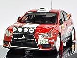 ixo(イクソ) ixo(イクソ) 三菱 ランサーエボリューションX 2008年ラリージャパン (No.59)